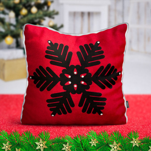 Kit cojines Navidad Red
