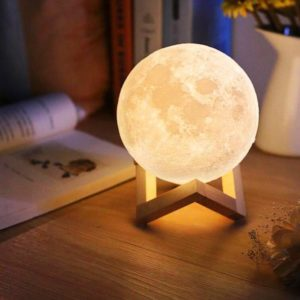 Lámpara LED Cuerpo de Mujer