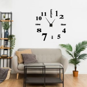 Reloj de pared grande ebani colombia decoracion