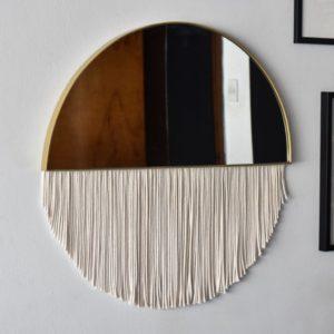 Espejos decorativos o Espejos para baños luna Ebani