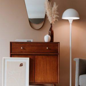 Espejos decorativos o Espejos para baños ovol golden Ebani