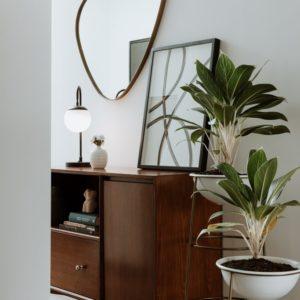 Espejos decorativos o Espejos para baños kint gold Ebani