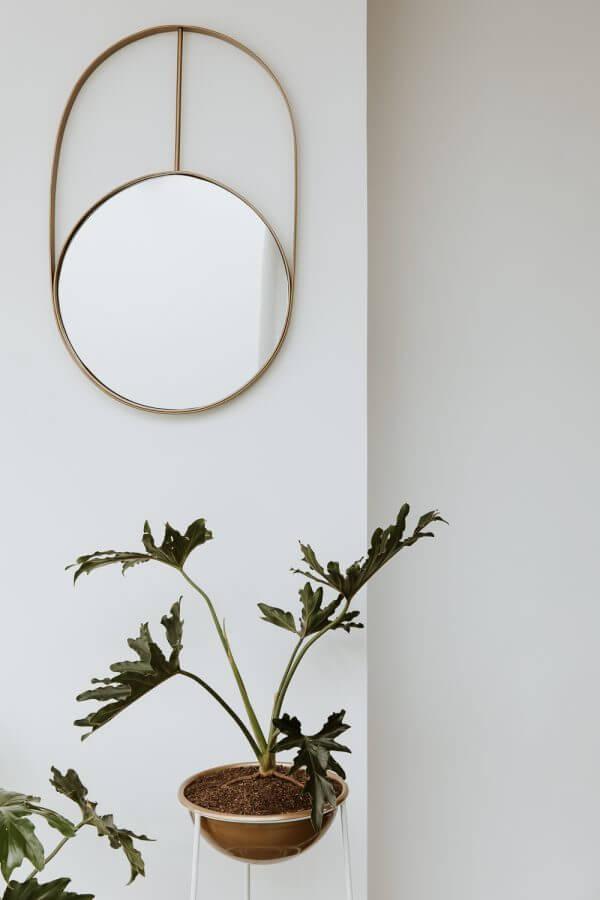 Espejos decorativos o Espejos para baños hengen gold 1 Ebani