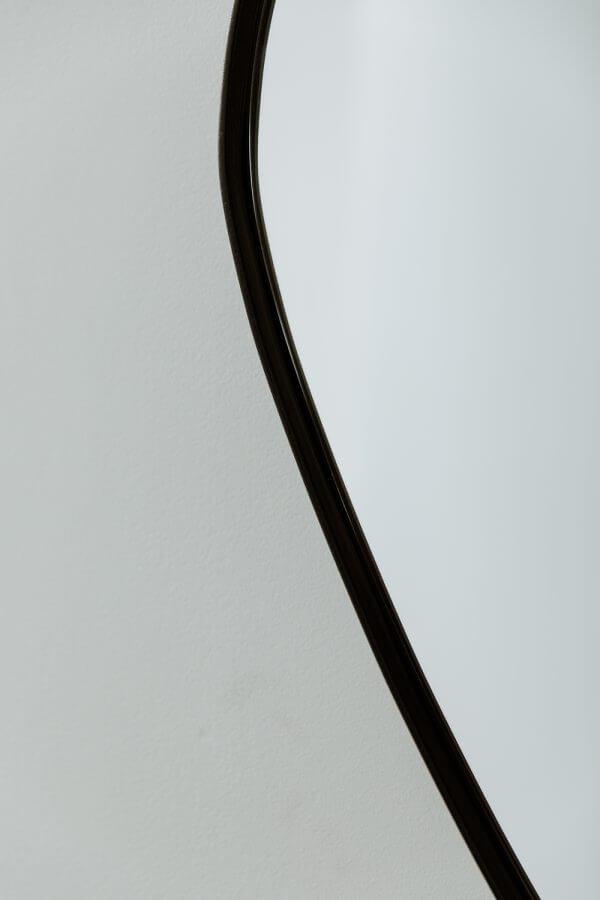 Espejos decorativos o Espejos para baños klint black 2 Ebani