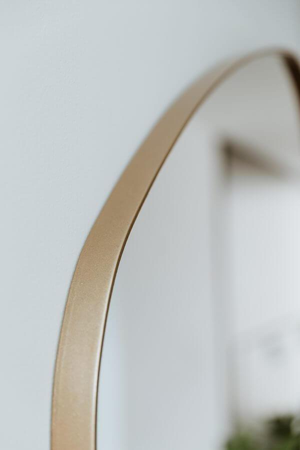 Espejos decorativos o Espejos para baños klint golden 4 Ebani