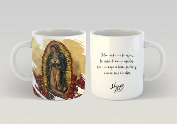 Mug Decorativo