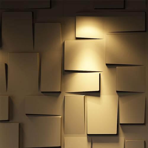 PAREDES 3D Fibra de bambu – DL057 * 3 mts2 + Materiales de instalacion + ENVIO GRATIS