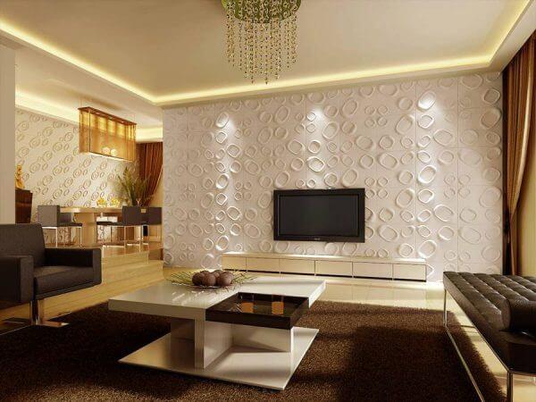 PAREDES 3D Fibra de bambu – DL062 * 3 mts2 + Materiales de instalacion + ENVIO GRATIS