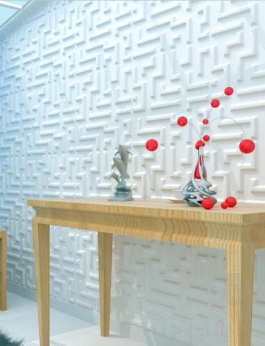 PAREDES 3D Fibra de bambu – DL066 *3 mts2 + Materiales de instalacion + ENVIO GRATIS