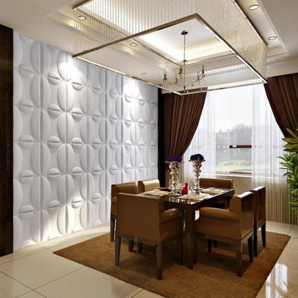 PAREDES 3D Fibra de bambu- DL068*3 mts2 + Materiales de instalacion + ENVIO GRATIS