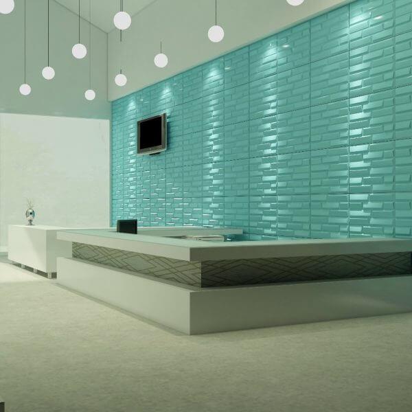 PAREDES 3D Fibra de bambu – DL083 * 3 mts2 + Materiales de instalacion + ENVIO GRATIS