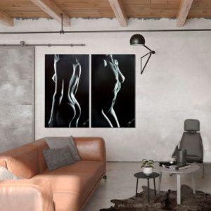 La mujer como musa de sueños e inspiraciones artísticas