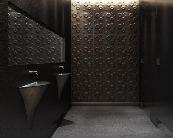 PAREDES 3D Fibra de bambu – DL049 * 3 mts2 + Materiales de instalacion + ENVIO GRATIS