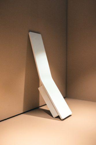 Lámpara de pared Aurora Blanca