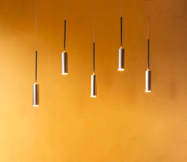 Lámpara de techo GOTA x 5