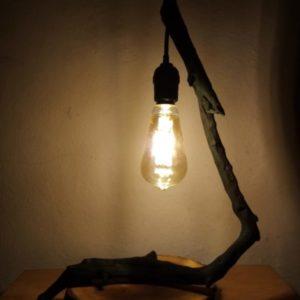 Lámpara de Mesa Reflejos