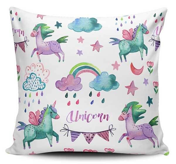 Cojines Decorativos Unicornio 26