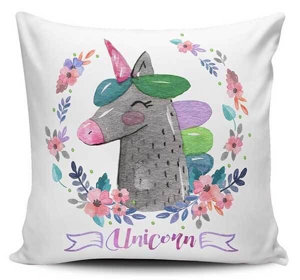 Cojines Decorativos Unicornio 30