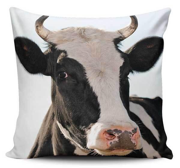 Cojines Decorativos Vaca 02