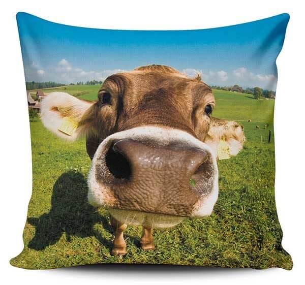 Cojines Decorativos Vaca 03