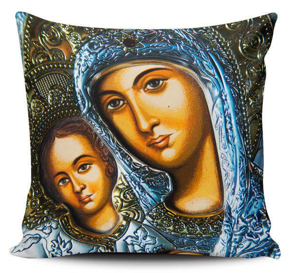 Cojines Decorativos Virgen Maria 02