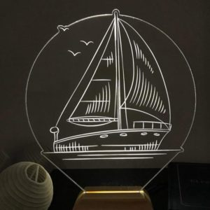 Lámpara LED Aladino