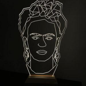 Lámpara LED Hamsa Amulet