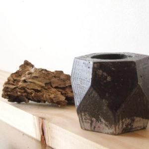 Matera de mesa en cerámica Alpes