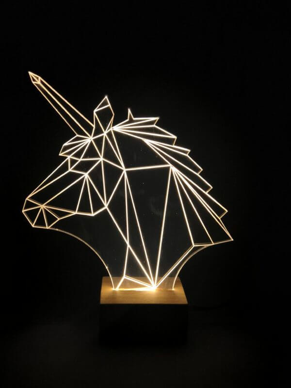 Lámpara LED Unicorn