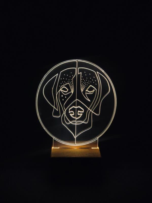 Lámpara LED Labrador Line