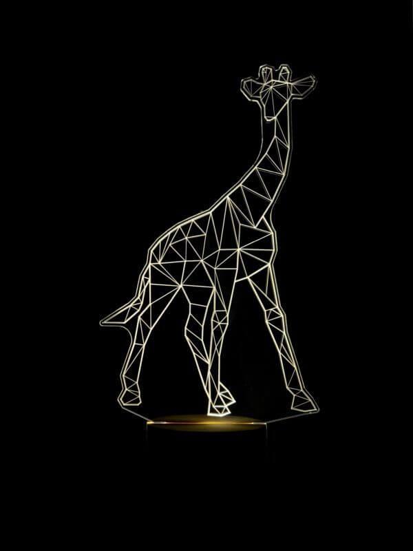 Lámpara LED Jirafa