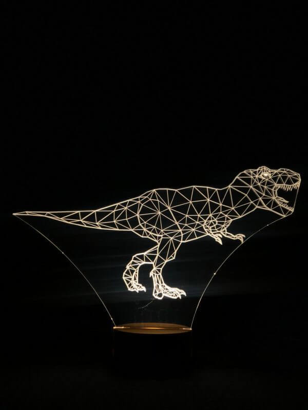 Lámpara LED T-Rex