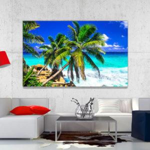 cuadro decorativo playa 01