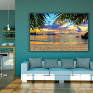 cuadro decorativo playa 03