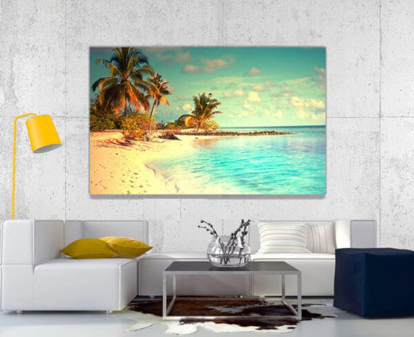 Cuadro Decorativo Playa 05