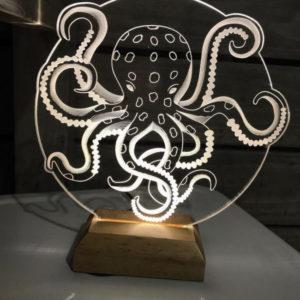 Lámpara LED Elefante