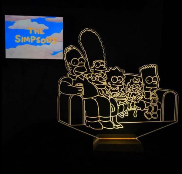 Lámpara LED Simpson