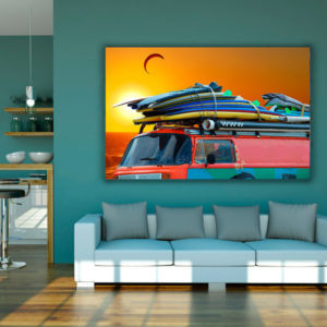 Cuadro Decorativo Playa 34