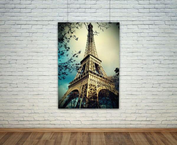 cuadro decorativo torre eiffel 12