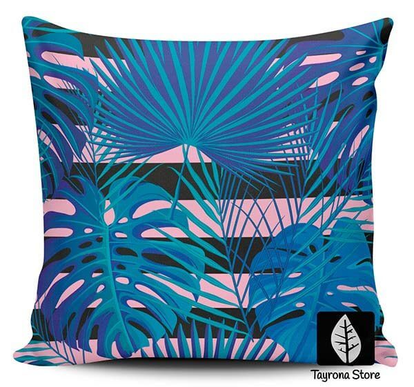 Cojines Decorativos Tropical Summer 23