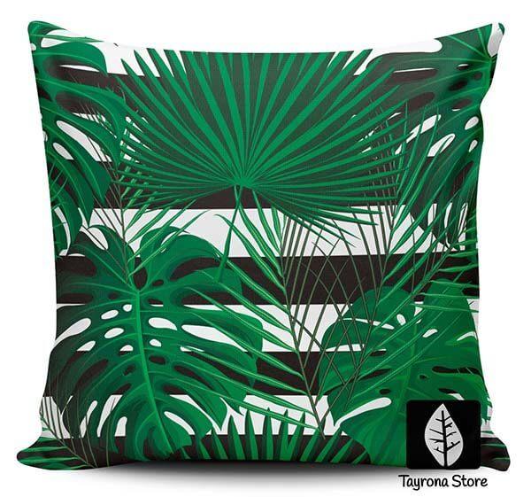 Cojines Decorativos Tropical Summer 24