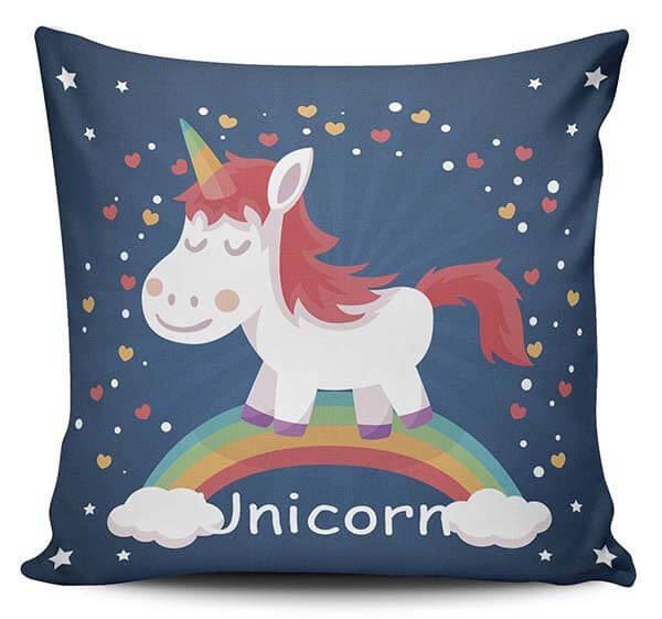 Cojines Decorativos Unicornio 05