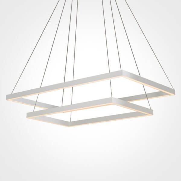 Lámpara De Techo Blanca Atria