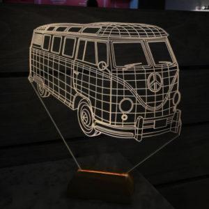 Lámpara LED Mano Hamsa