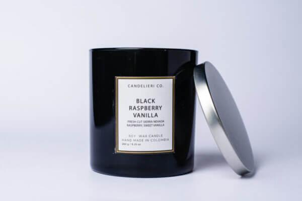 Vela Aromática Black Tumbler