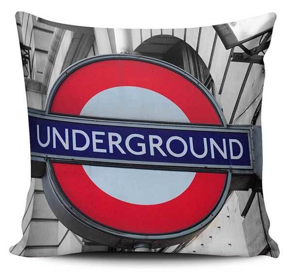 Cojines Decorativos Underground