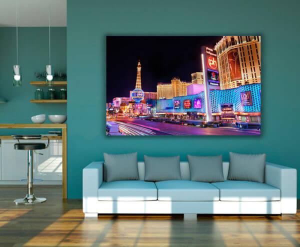 Cuadro Decorativo Vegas Bby