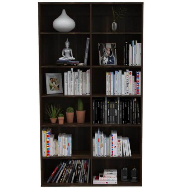 Biblioteca Office 7 Habano