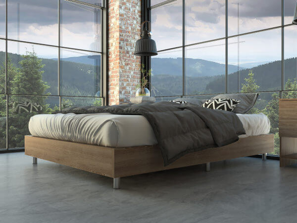 CLM 4036 Basa cama Lugo_Miel_FB Frontal decorada Ebani Colombia tienda online de decoración y mobiliario RTA