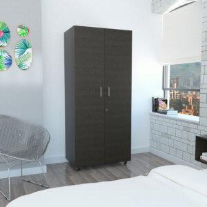 CLW 1268Closet Iko_Wengue_Ambientada CERRADA Ebani Colombia tienda online de decoración y mobiliario RTA
